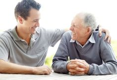 Conversation & companionship can make a big difference in the daily life of a senior