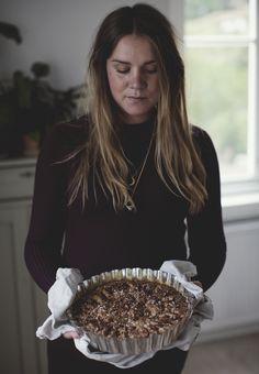 Världens godaste äppelkaka   Johanna Bradford Party Sweets, Learn To Cook, Bradford, Recipies, Tasty, Desserts, Food, Hair, Sweets