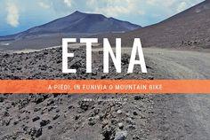 Escursione sull'Etna a piedi o in mountain bike: salire su un vulcano attivo in Sicilia