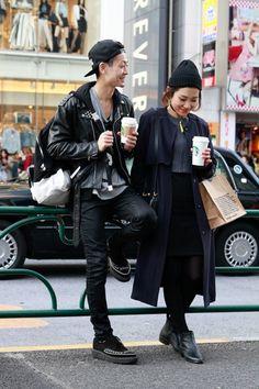 asian street style || Inspiration for Men! #WORMLAND Men's Fashion