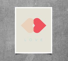 Love Poster, Kissing