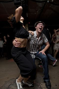 Lindy Hop by eric00000007, via Flickr