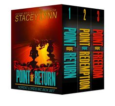 .99 Kindle Deal: The Nordic Lords MC Box Set by Stacey Lynn