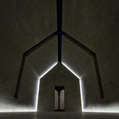 Pavilion House of Stone in Milan by John Pawson