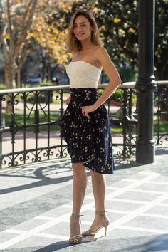 More tango dresses on our online shop www.malvontango.com 🌹 Tango Dress, Cool Designs, Strapless Dress, Feminine, Elegant, Skirts, Clothes, Collection, Shopping