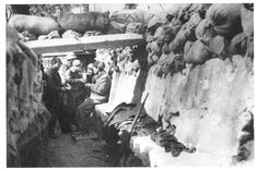 Trinchera de Carabanchel donde han fracasado los ataques rebeldes - 8 septiembre 1938   por fotoperiodismoGC
