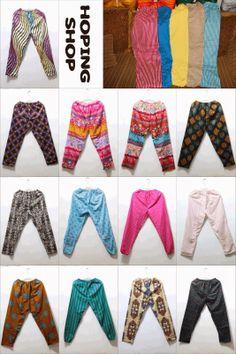 Celana panjang cewek daily pants