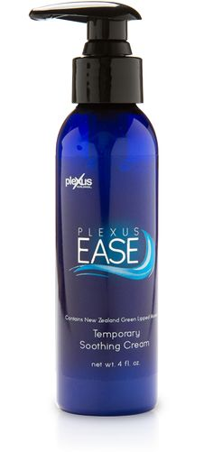 The Plexus Ease Cream is for fast, temporary relief of discomfort and helps the body to reduce discomfort quickly, safely and effectively. Simply rub the cream on the area giving you discomfort and within minutes you can have the temporary relief that you want - See more at: http://plexusworldwide.com/products#sthash.PXF331Ol.dpuf