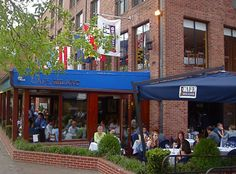 Cafe Milano - Georgetown - DC