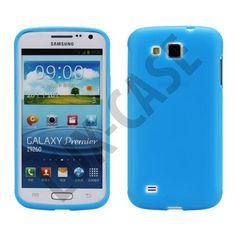 Blå Samsung Galaxy Premier Cover