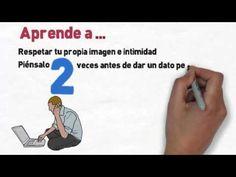 Excelente vídeo que explica qué son los datos personales y cuál deben ser tus precauciones al ofrecerlos en internet