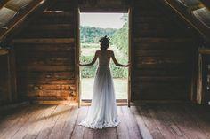 Paolo Sebastian Swan Lake wedding dress