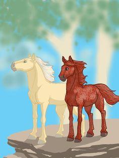 Lightning and Goonda by swift-whippet on DeviantArt Romance And Love, Whippet, Lightning, Moose Art, Horses, Deviantart, Mythical Creatures, Drawings, Swift