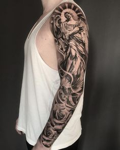Great Tattoos, Instagram Posts, Image, Tattoo, Nice Tattoos
