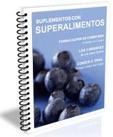 """Bono Nº2 de """"Aclarar la Piel Para Siempre"""": 'Suplementos Con Superalimentos' - Los superalimentos están integrados por tres grandes componentes: nutrientes, antioxidantes y fibras.    Ellos tienen el poder que tu cuerpo busca en los alimentos, pero que no siempre pueden ofrecerte.    Es como si la naturaleza hubiese cargado todas las necesidades nutricionales en un paquete de alimentos. Ve cómo recibir gratis 'Suplementos Con Superalimentos'…"""