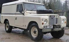 #Landrover #Series