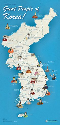 Great People of Korea!  more information (about great people)  click :)