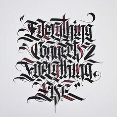 #calligraphy #lettering #handlettering #typespire #showusyourtype #calligraffiti #handtype #typography #typographyinspired #calligritype #customtype