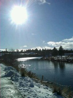 Deschutes River-Bend, Oregon   Altogether, Bend is just an awesome little city in the Northwest.