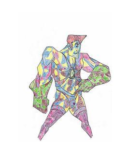 Guanabana 05 - Stripper