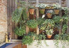 Quer ter um jardim na sua varanda? Essas dicas ajudam quem tem pouco espaço a curtir o verde em casa.