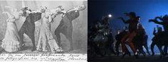Awsome people dancing in 1903 vs. Michael Jackson (Buzzfeed)