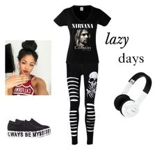 """lazy days"" by nika-mulej ❤ liked on Polyvore featuring Nixon"