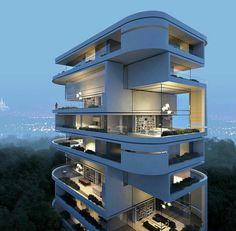 Villa Mistral by Mercurio Design Lab Singapore imágenes - Frases y Pensamientos