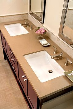 not this color - but I love the integrated sinks...easy to clean.