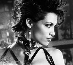 Rosario Dawson ~ Sin City ~ Seven Pounds ~ Alexander Sin City Movie, I Movie, Rosario Dawson Sin City, Seven Pounds, American Actress, Movies And Tv Shows, Beauty Women, Actors & Actresses, Hollywood