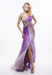 LOVE! I'm recently obsessed w/ purple!