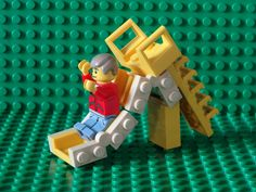 How To Build A Lego Slide