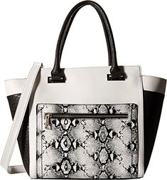 8545ba6002d Aldo Pineto Tote Bag WhiteBlack One Size * Check out the image by visiting  the link