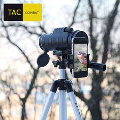 Dagaanbieding: TAC Combat smartphone telescoop