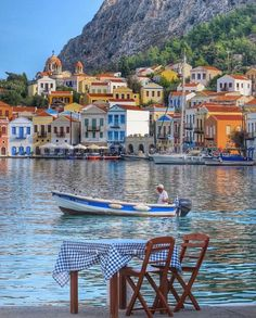 Kastelorizo island, Greece. - Selected by www.oiamansion in Santorini.