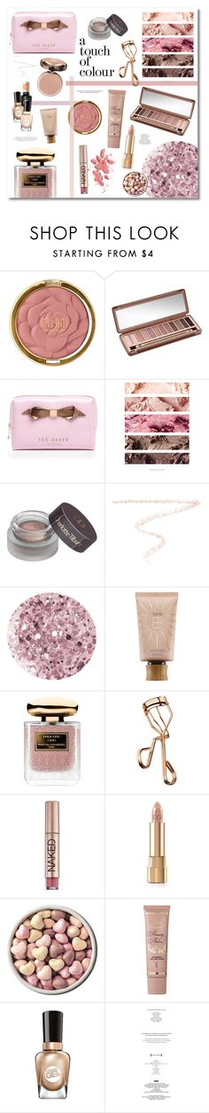 """A Touch Of Colour 