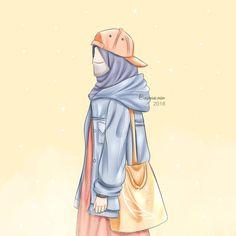 Bismillah... Tuhan bulan Ramadhan, sama dengan Tuhan seluruh bulan yang lainnya. Sesembahan yang haq pada bulan Ramadhan, sama dengan… Disney Drawings, Cartoon Drawings, Animal Drawings, Cool Drawings, Hijab Cartoon, Cartoon Outfits, Drawing Anime Bodies, Hijab Drawing, Islamic Cartoon