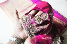Top 12 Designer Studios In Coimbatore Are Showing The Brides What 'Wedding Trends' Are! – Part 2 Cutwork Blouse Designs, Best Blouse Designs, Bridal Blouse Designs, Saree Blouse Designs, Bridal Lehenga Collection, Sleeve Designs, Apparel Design, Wedding Trends, Machine Embroidery Designs