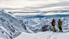 "Last Frontier Heliskiing auf Instagram: ""Moment of awe in the alpine. Photo: @grant_gunderson #heliskiing #heliskibc #lastfrontierheli #alpine #vista #getoutside #glacier #view #heliboarding #northernbc #bc #explorecanada #explorebc"""