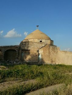 Mosque At Kirkuk.