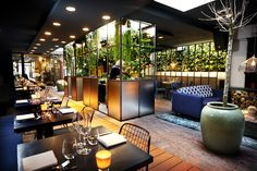 Le Jardin, heerlijk eten in Utrecht