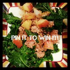Win a 7-day customized nutrition plan by pinning your most colorful plate. Http://woobox.com/gwduky