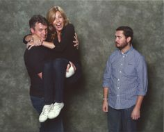"""My internal dialog at this moment is: """"I wish Nathan Fillion would sweepme off my feet."""" -Wil Wheaton"""