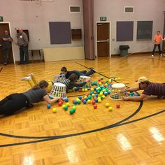 Live action hungry hungry hippos. This could be fun! http://www.cycop.org