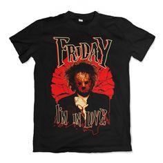 friday im in love T-shirt clip art