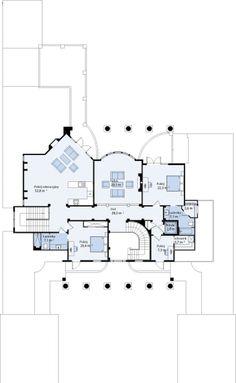 Luksusowa rezydencja zaprojektowana z naciskiem na nowoczesne rozwiązania