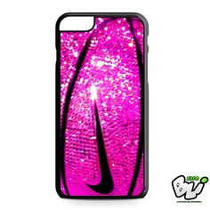 Nike Glitter Basketball iPhone 6 Plus Case | iPhone 6S Plus Case