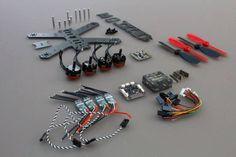 Dubai 210 Racing Quadcopter von Gearbest Bausatz bestellt und ihn zusammengebaut. Hier findet ihr einen ausführlichen Baubericht!