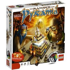 LEGO 4568227 Ramses Pyramid (3843)