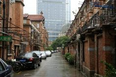 Old French Concession Shanghai